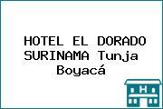 HOTEL EL DORADO SURINAMA Tunja Boyacá