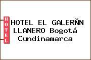 HOTEL EL GALERÒN LLANERO Bogotá Cundinamarca