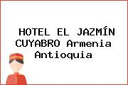 HOTEL EL JAZMÍN CUYABRO Armenia Antioquia