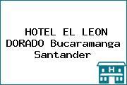 HOTEL EL LEON DORADO Bucaramanga Santander
