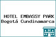 HOTEL EMBASSY PARK Bogotá Cundinamarca