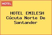 HOTEL EMILESH Cúcuta Norte De Santander