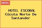 HOTEL ESCOBAL Cúcuta Norte De Santander