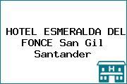 HOTEL ESMERALDA DEL FONCE San Gil Santander