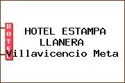 HOTEL ESTAMPA LLANERA Villavicencio Meta