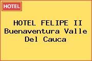 HOTEL FELIPE II Buenaventura Valle Del Cauca