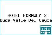 HOTEL FORMULA 2 Buga Valle Del Cauca