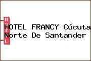 HOTEL FRANCY Cúcuta Norte De Santander
