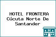 HOTEL FRONTERA Cúcuta Norte De Santander