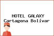 HOTEL GALAXY Cartagena Bolívar