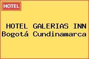 HOTEL GALERIAS INN Bogotá Cundinamarca