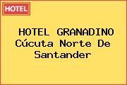 HOTEL GRANADINO Cúcuta Norte De Santander