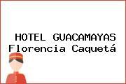 HOTEL GUACAMAYAS Florencia Caquetá