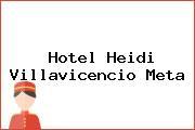 Hotel Heidi Villavicencio Meta