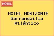 HOTEL HORIZONTE Barranquilla Atlántico