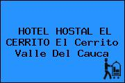 HOTEL HOSTAL EL CERRITO El Cerrito Valle Del Cauca