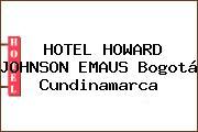 HOTEL HOWARD JOHNSON EMAUS Bogotá Cundinamarca