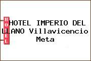 HOTEL IMPERIO DEL LLANO Villavicencio Meta