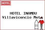 HOTEL INAMBU Villavicencio Meta