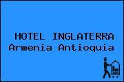 HOTEL INGLATERRA Armenia Antioquia