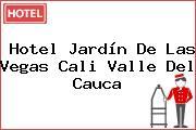 Hotel Jardín De Las Vegas Cali Valle Del Cauca