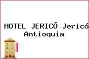 HOTEL JERICÓ Jericó Antioquia
