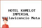 HOTEL KAMELOT IMPERIAL Villavicencio Meta