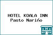 HOTEL KOALA INN Pasto Nariño