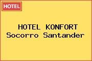 HOTEL KONFORT Socorro Santander