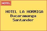 HOTEL LA HORMIGA Bucaramanga Santander