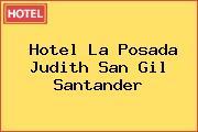 Hotel La Posada Judith San Gil Santander