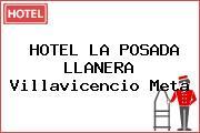 HOTEL LA POSADA LLANERA Villavicencio Meta