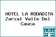 HOTEL LA RODADITA Zarzal Valle Del Cauca