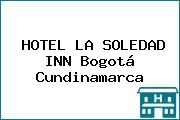 HOTEL LA SOLEDAD INN Bogotá Cundinamarca