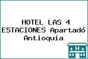 HOTEL LAS 4 ESTACIONES Apartadó Antioquia
