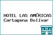HOTEL LAS AMÉRICAS Cartagena Bolívar