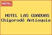 HOTEL LAS GUADUAS Chigorodó Antioquia