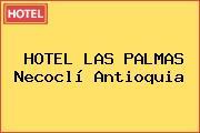 HOTEL LAS PALMAS Necoclí Antioquia
