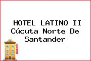 HOTEL LATINO II Cúcuta Norte De Santander