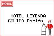 HOTEL LEYENDA CALIMA Darién