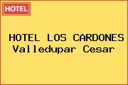 HOTEL LOS CARDONES Valledupar Cesar