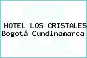 HOTEL LOS CRISTALES Bogotá Cundinamarca