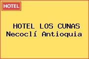 HOTEL LOS CUNAS Necoclí Antioquia