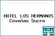HOTEL LOS HERMANOS Coveñas Sucre