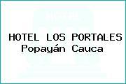 HOTEL LOS PORTALES Popayán Cauca