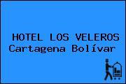 HOTEL LOS VELEROS Cartagena Bolívar