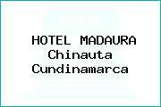 HOTEL MADAURA Chinauta Cundinamarca