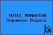 HOTEL MANHATAN Sogamoso Boyacá