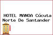 HOTEL MANOA Cúcuta Norte De Santander