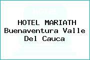 HOTEL MARIATH Buenaventura Valle Del Cauca